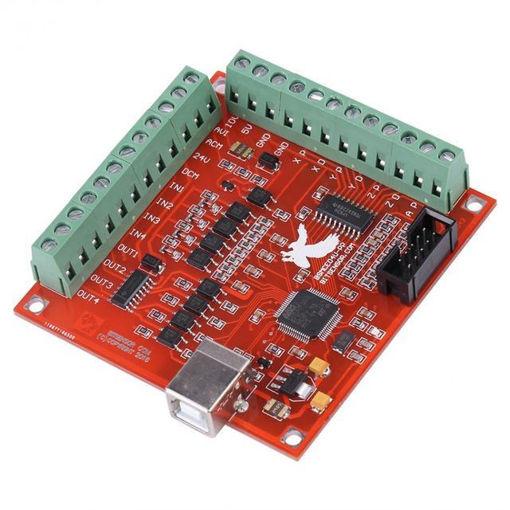 MACH3 usb kontroler za 4 ose