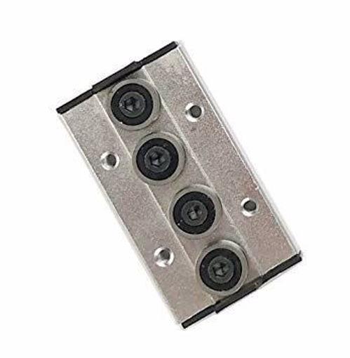 Slika proizvoda: Kolica sa valjcima SGB20N-4