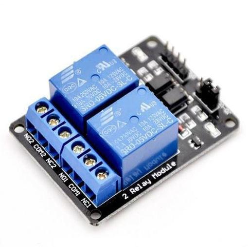 Slika proizvoda: Arduino Relejni modul 2