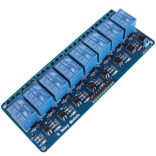 Slika proizvoda: Arduino Relejni modul 8
