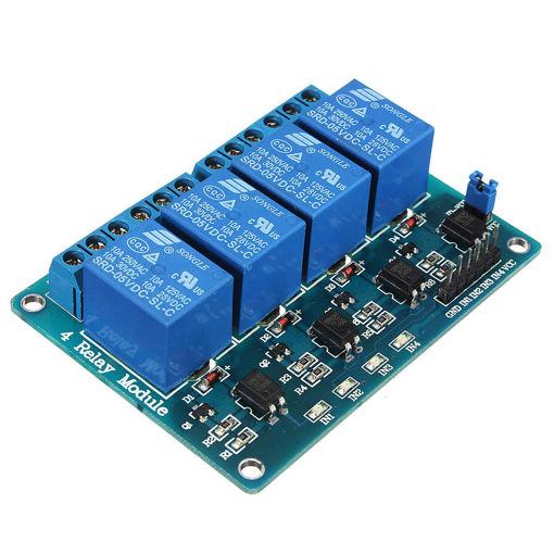 Slika proizvoda: Arduino Relejni modul 4