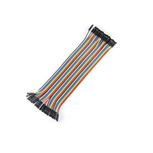 Slika proizvoda: Arduino Protobord žice sa konektorima, M/Ž,  20cm