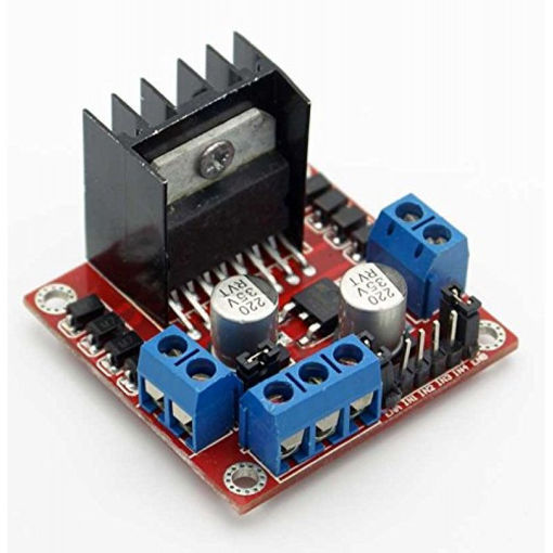 Slika proizvoda: Arduino L298N Dual H-most step motor drajver