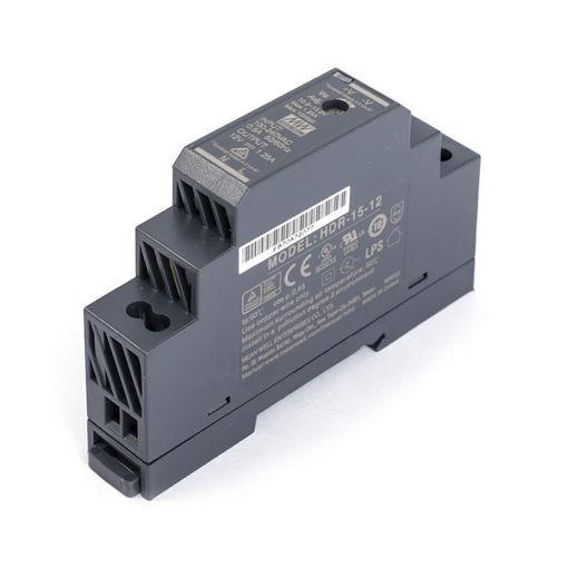 Slika proizvoda: Napajanje Mean Well HDR-15-12 15W 12V