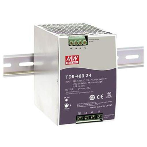 Slika proizvoda: Napajanje Mean Well TDR-480-24 480W 24