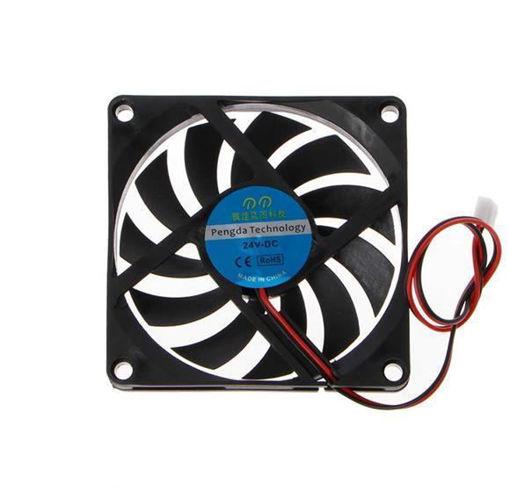Ventilator 8010 24V