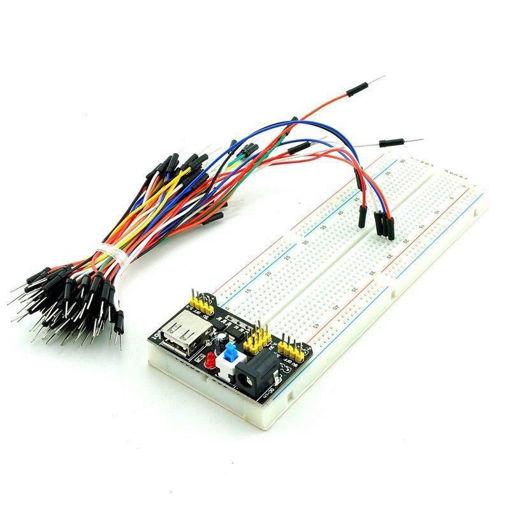 Arduino protoboard MB102
