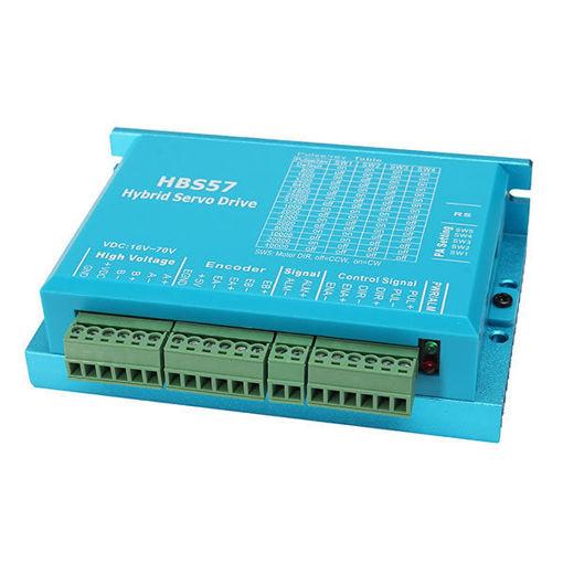 Slika proizvoda: Drajver za NEMA 23 step motore sa enkoderom HBS57