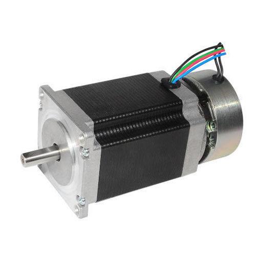 Slika proizvoda: Step Motor NEMA 23 57x112, 3.0A, 2.8Nm sa kočnicom
