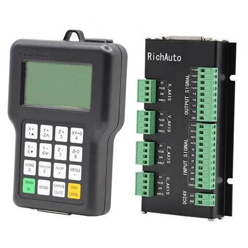 Slika proizvoda: Samostalni CNC kontroler RichAuto DSP A11 za 3 ose