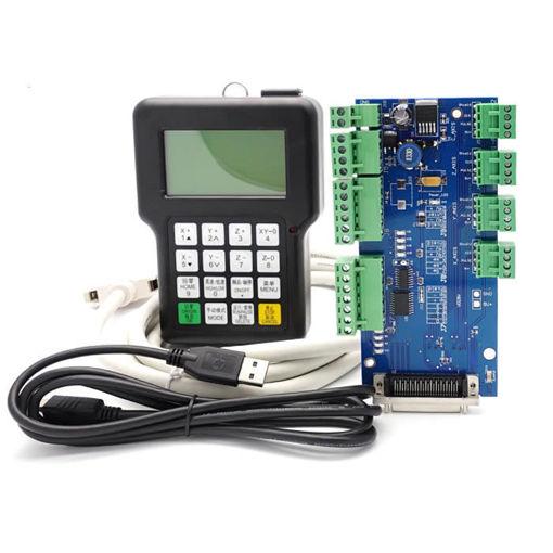 Slika proizvoda: Samostalni CNC plazma kontroler DSP 0503 za 3 ose