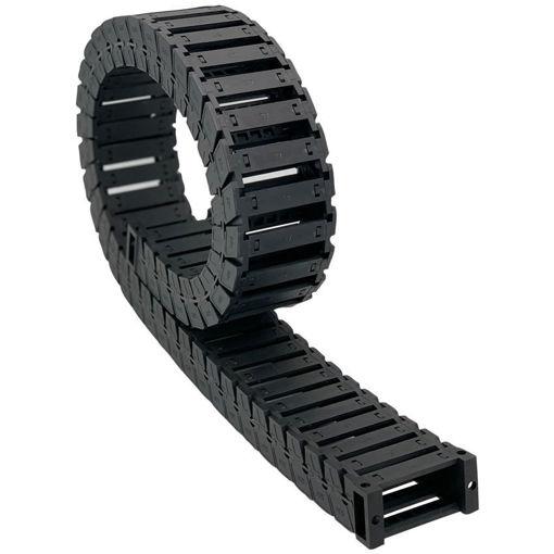 Nosac kablova 25x57 tihi - Energetski lanac